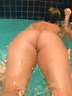 Big Ass Pool Pics